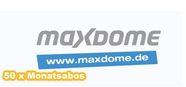Maxdome Pakete